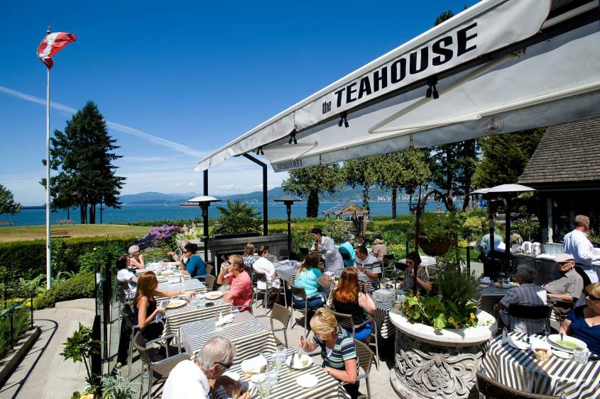 Restaurants In Stanley Park Vancouver Bc