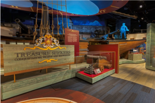 Tampa Bay History Center Unveils New 'Treasure Seekers' Expansion