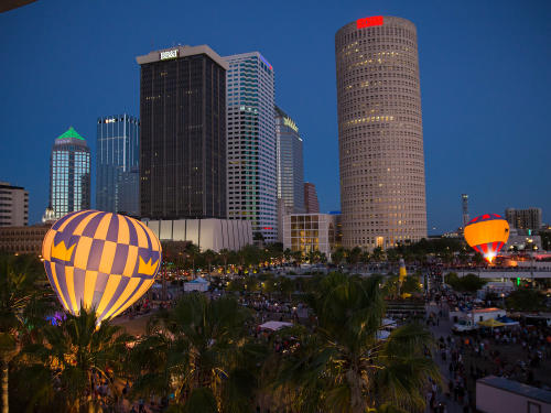 Visitors pump $6 billion into Tampa Bay economy in 2016