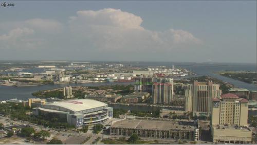 Visit Tampa Bay Live Camera Makes 10News WTSP
