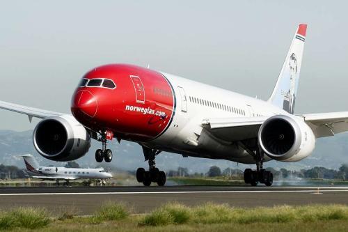 Norwegian Begins Non-stop Service from London