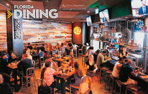 Florida Trend: Florida Dining