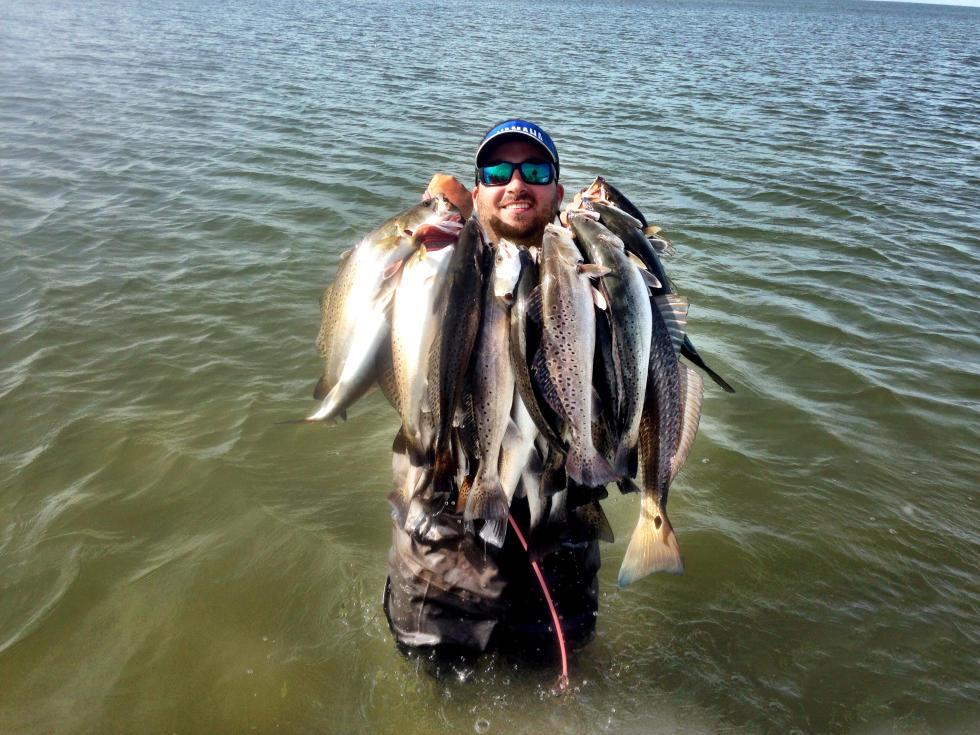 Baytown fishing
