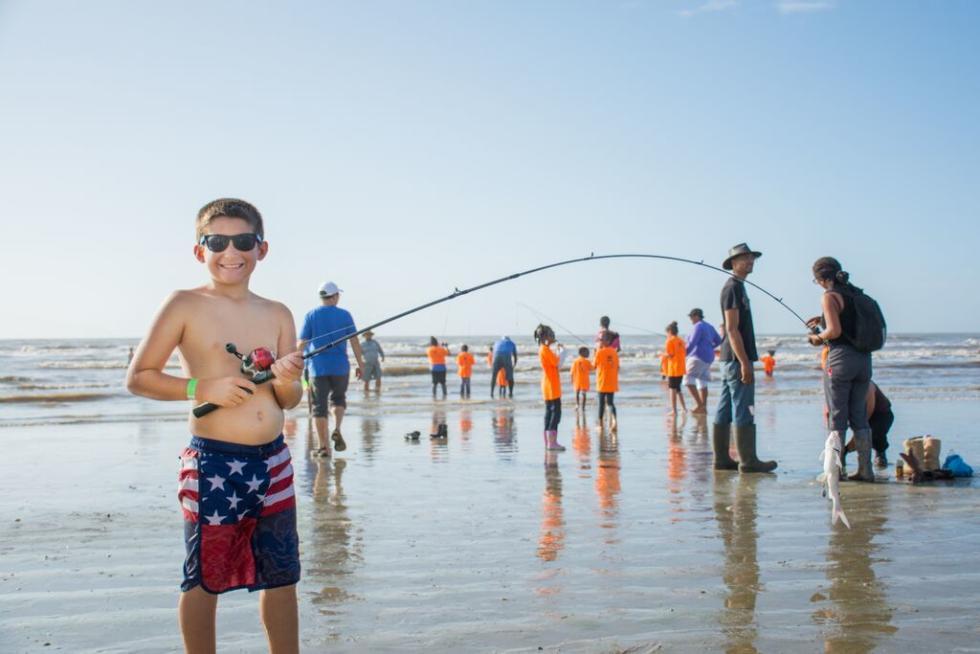 Port Arthur fishing