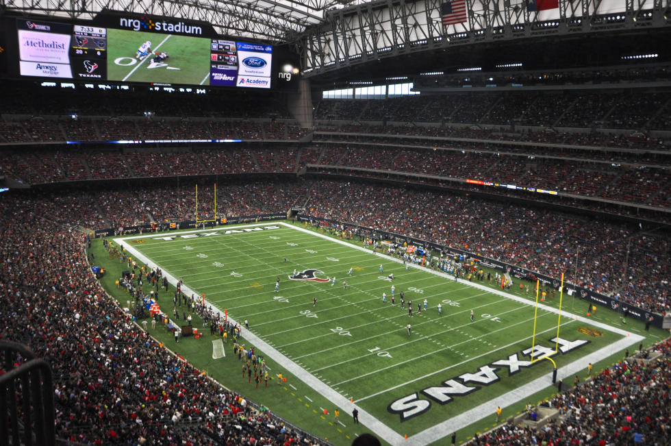 NRG Stadium Texans