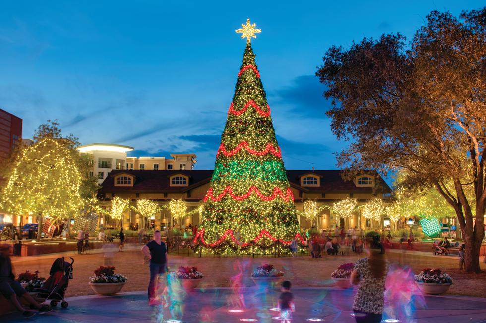 The Woodlands Holiday Event Guide - The Woodlands Holiday Event Guide Houston Day Trips