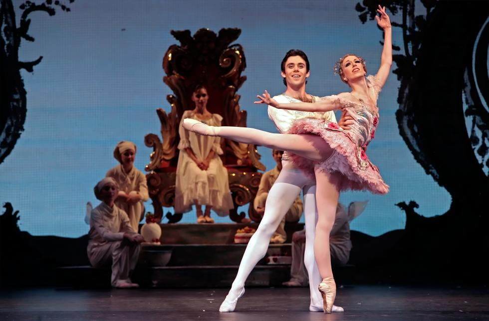 El Cascanueces del Ballet de Houston