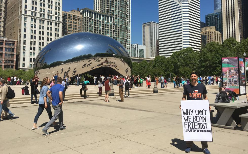 Chicago - Bean Friends (resized)