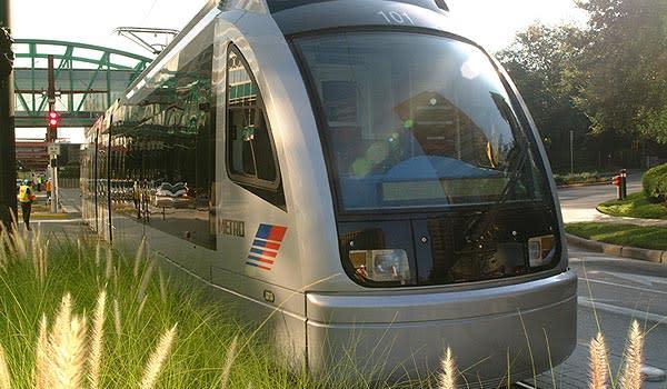 MetroRail at Rice University