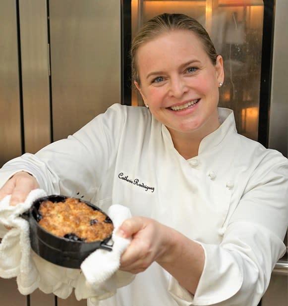 Pastry Chef Catherine
