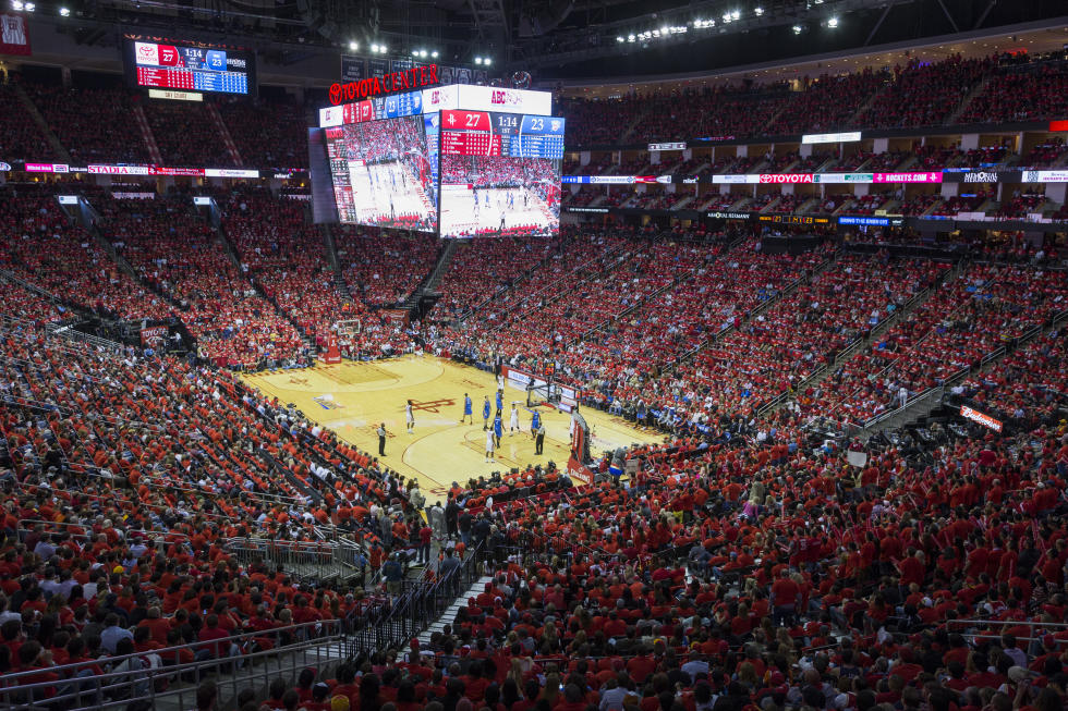 The Top 5 Houston Rockets Home Games of the 2017-18 SeasonRockets Game