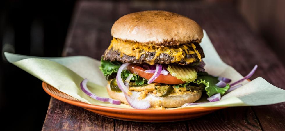Lankford Market Burger