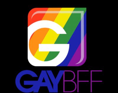 Find gay friends app