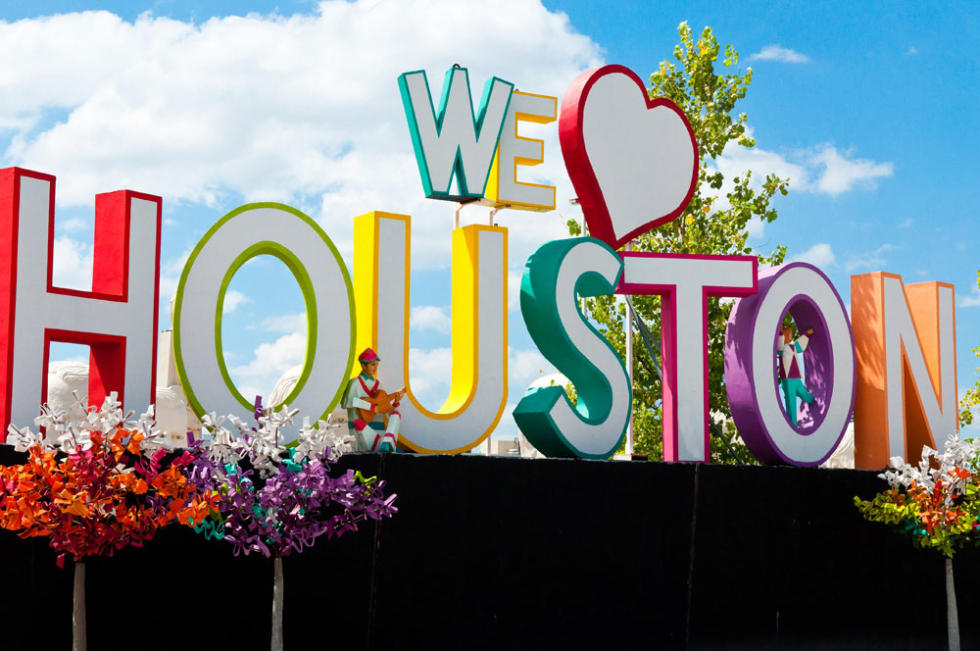 We Love Houston
