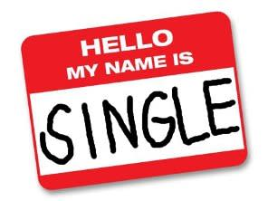 single name tag