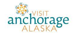 Visit Anchorage Logo