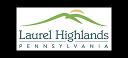 Laurel Highlands Visitors Bureau Logo