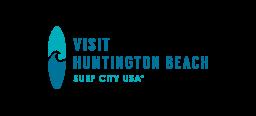 Visit Huntington Beach Logo