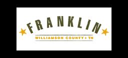Visit Franklin Logo