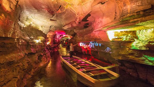 Howe Caverns - Photo Courtesy of Beautiful Destinations