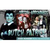 The Munsters! Butch Patrick at Fayetteville ComicCon