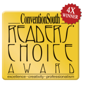 Bureau Selected for Readers' Choice Award from ConventionSouth