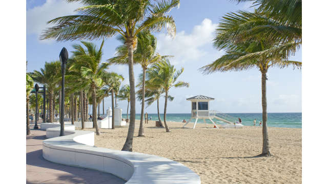 Fort Lauderdale Beach Wave Wall