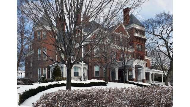 NYS Executive Mansion