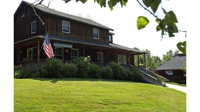 Catskill Fly Fishing Center