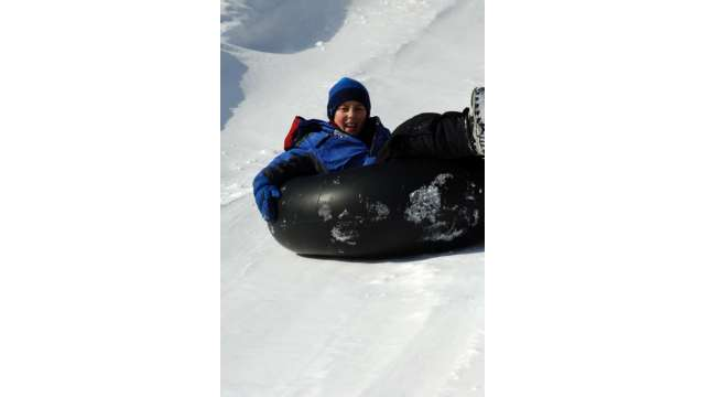 Snow Tubing at Glimmerglass State Park