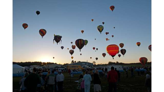 Adirondack Balloon Festival 133