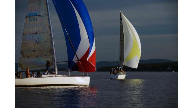 Sailing - Lake Champlain 176