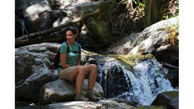 Hiking Whiteface Mountain - Stag Brook Falls Trail 179