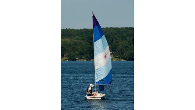 Sailing - Chautauqua Lake