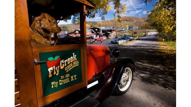 Fly Creek Cider Mill 437