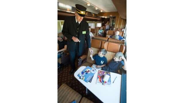 Adirondack Scenic Railroad - Utica 457