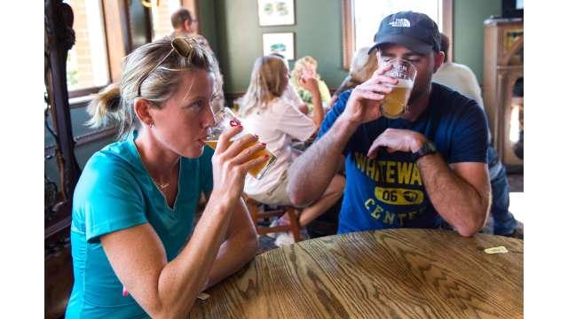 Saranac Brewery - Utica 500