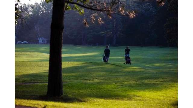 Saratoga State Park - Golf Course