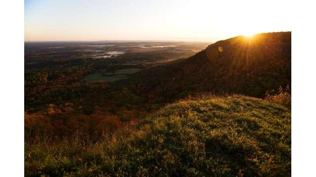 Sunrise at John Boyd Thatcher State Park 748