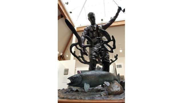 Fly Fishing at Catskill Fly Fishing Center and Museum 774