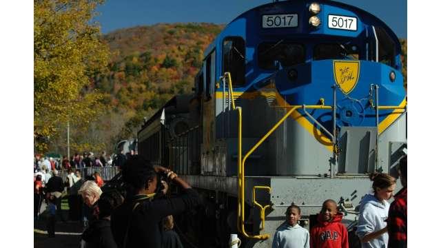 Delaware & Ulster Railroad Fall Festival