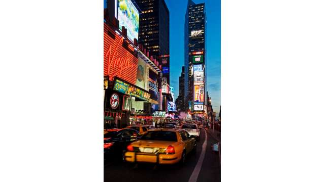 New York City- Times Square 1606