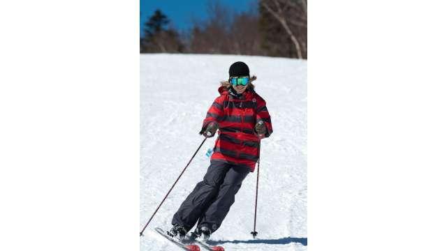 Skiing/Snowboarding at Gore Mountain 1671