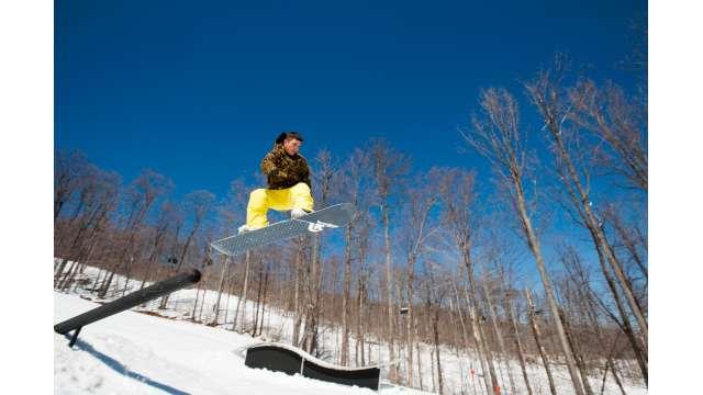 Skiing/Snowboarding at Gore Mountain 1677