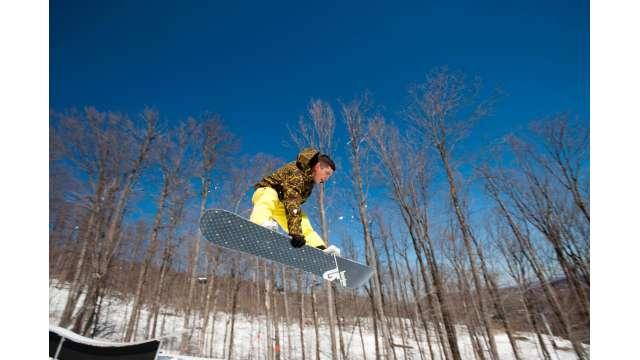Skiing/Snowboarding at Gore Mountain 1678