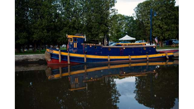 Waterford Steamboat Rally 1680