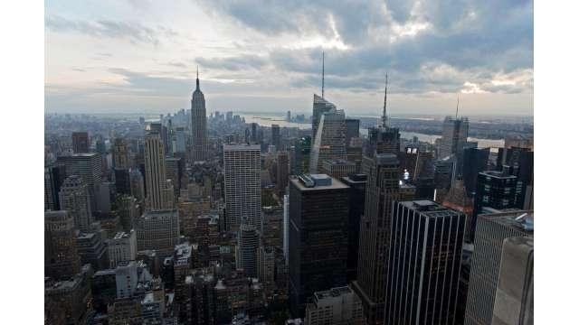 NYC Skyline from