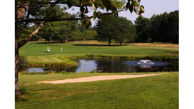 Saratoga Spa State Park Golf Course - 4th Hole, Signature Hole 1781