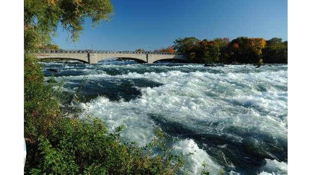 Niagara Falls State Park 1789