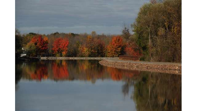 Views along the Erie Canal, West of Brockport East of Albion.